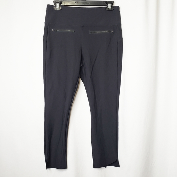 Athleta Stellar Crop Pants Medium Petite